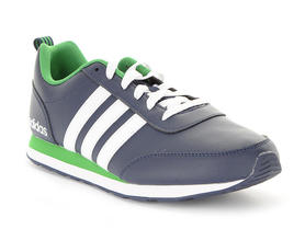 Adidas V Run VS White\Navy\Green