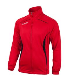 Bluza dresowa BODO rozpinana sector red