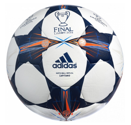 Piłka nożna Adidas Champions Finale (1)