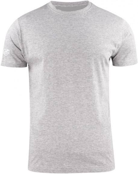 T-shirt COTTON popiel koszulka HEAVY PREMIUM 190g (1)