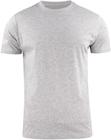 T-shirt COTTON popiel koszulka HEAVY PREMIUM 190g