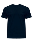 T-shirt COTTON granat koszulka HEAVY PREMIUM 190g