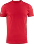 T-shirt COTTON czerwony koszulka HEAVY PREMIUM 190g (1)