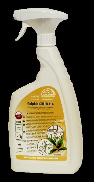 POMIESZCZENIA - odświeżanie powietrza  Dolphin GREEN TEA (1)