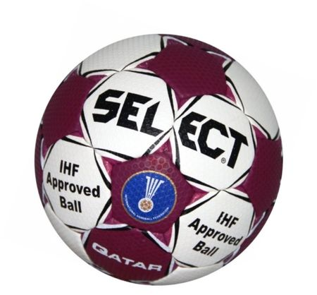 Piłka ręczna Select Qatar rozmiar 3 (1)